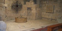 Baptisterio de la Iglesia del Monte Nebo, Jordania