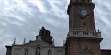 Puerta principal, Seo de Zaragoza