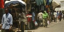 Mercado, Rep. de Djibouti, áfrica