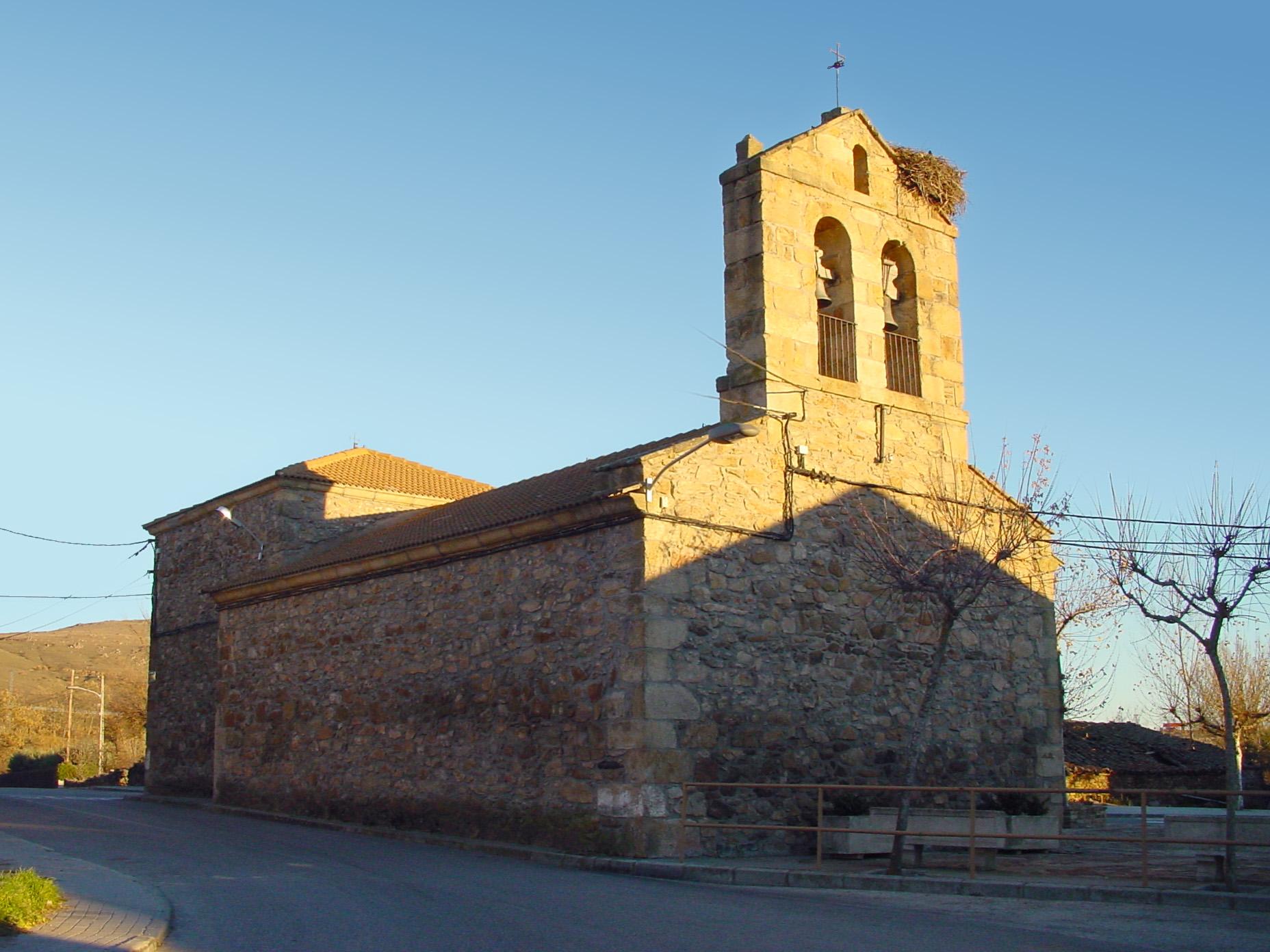 Iglesia en La Serna del Monte