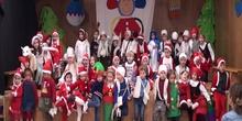 ACTUACION INFANTIL 3 AÑOS (LAS DOS CLASES)_3 Navidad 2018