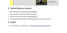 Maxi_Project_Session 7: Revision and Debrief