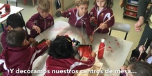 INFANTIL - 4 AÑOS A - TALLERES NAVIDEÑOS