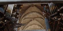 órganos de la Catedral de Tuy, Pontevedra, Galicia
