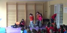 Día de la paz. 5º primaria.
