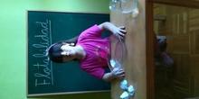 Alejandra y la flotabilidad