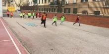 Miniolimpiadas. 1º y 2º