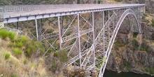 Vista parcial del Puente Pino, Zamora, Castilla y León