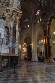 Girola de la Catedral de Toledo, Castilla-La Mancha