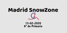Visita a Madrid SnowZone