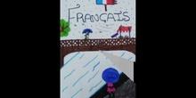 Portadas Cuaderno Francés 2019