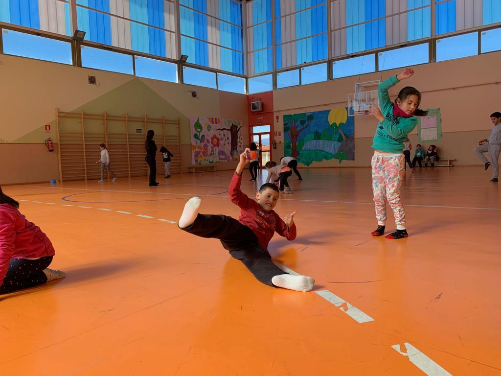 sesiones Mus-e de circo 13