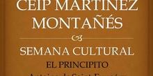 SEMANA CULTURAL CEIP MARTÍNEZ MONTAÑÉS - Contenido educativo