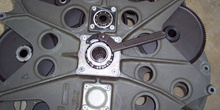 Accesorios de cárter de un motor J33
