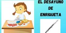 CUENTO MUSICAL (forte-piano) El desayuno de Enriqueta