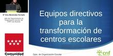 Equipos Directivos  para la transformación de centros escolares