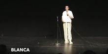 Blanca's monologue