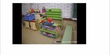 Los rincones en el aula de infantil