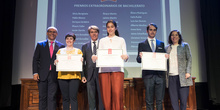 Entrega de los premios extraordinarios correspondientes al curso 2016/2017 8