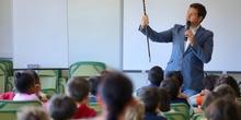 2019_03_26_El alcalde visita a Infantil 5 años_CEIP FDLR_Las Rozas 1