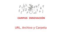 URL, Archivo y Carpeta: ¡Pon a punto tu Aula Virtual!