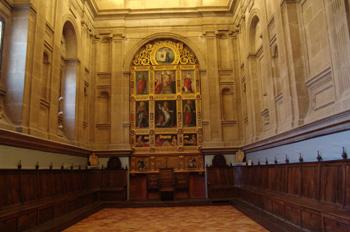 Sala capitular, Catedral de Jaén, Andalucía