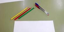 Problema bolígrafos y lapiceros