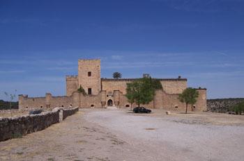 Castillo de Pedraza, Segovia, Castilla y León