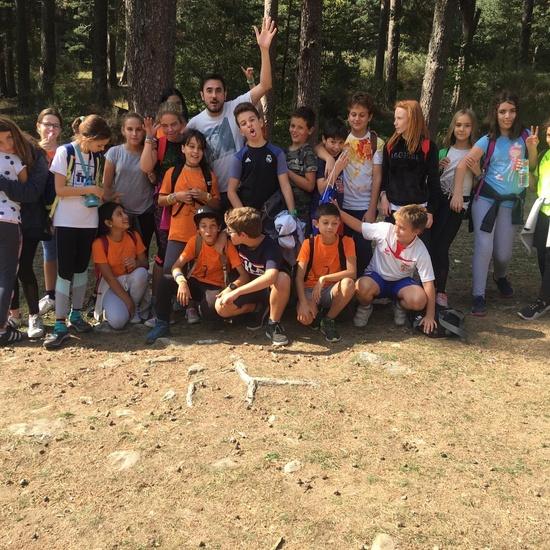 2019_10_11_6º disfruta de una jornada de convivencia en Cercedilla_CEIP FDLR_Las Rozas 5