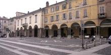 Plaza del Duomo, Pavía
