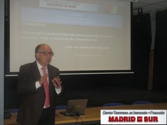 Ponencia de D. José Luis Carbonell