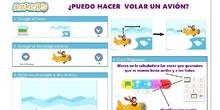 ¡Anímate con ScratchJr! 4  Fichas-Guía para crear animaciones con ScratchJr
