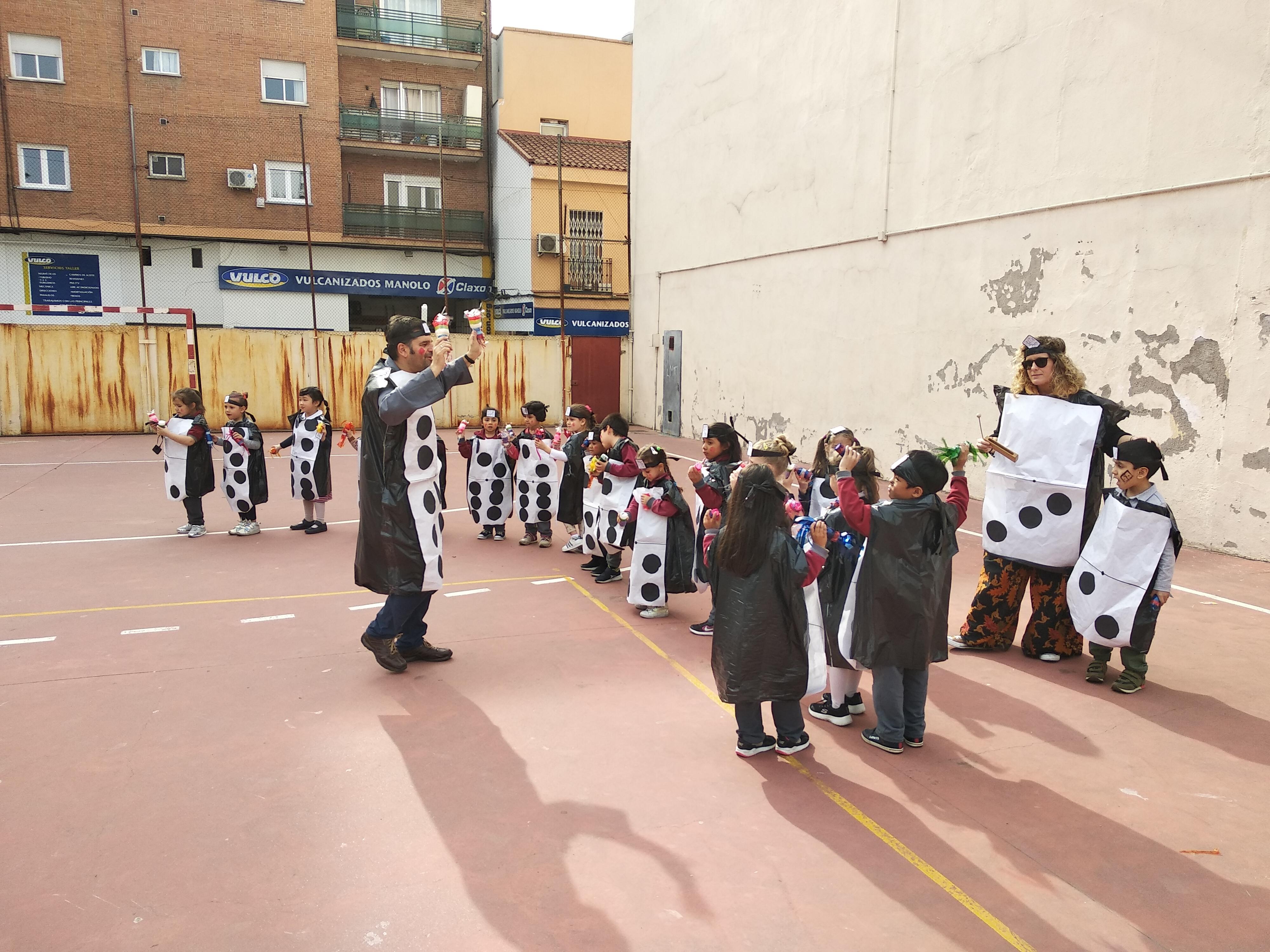 Carnaval Educación Infantil 2019 14