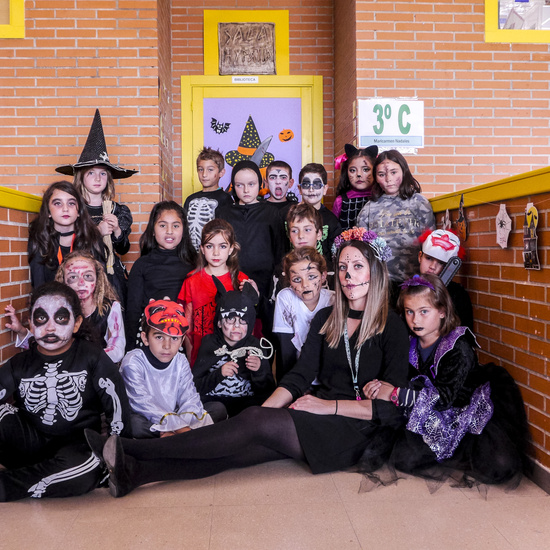 Ceip Ágora Halloween 2019 12