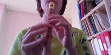 Carros de fuego. Flauta