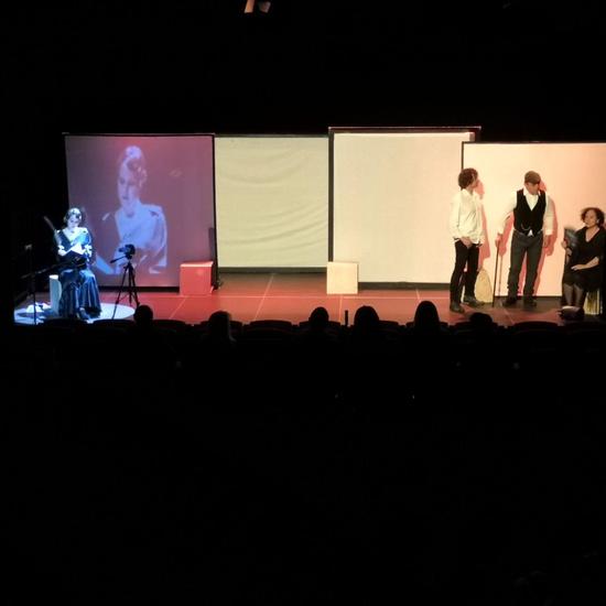 Obra de teatro LUNA de Federico García Lorca 7