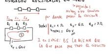 ESO-2º-ELECTRICIDAD 3 RESISTENCIAS EN SERIE-TPR-FORMACIÓN