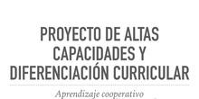 Proyecto de Altas Capacidades y Diferenciación Curricular