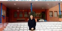 Mensaje Auxiliares de Conversación IES Villa de Valdemoro. MATT