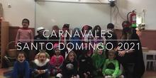 INFANTIL - 3-4 AÑOS A - CARNAVALES - ACTIVIDAD