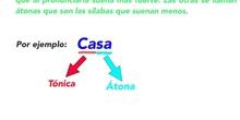 PRIMARIA 5º - REGLAS DE ACENTUACIÓN - LENGUA Y LITERATURA - JUAN