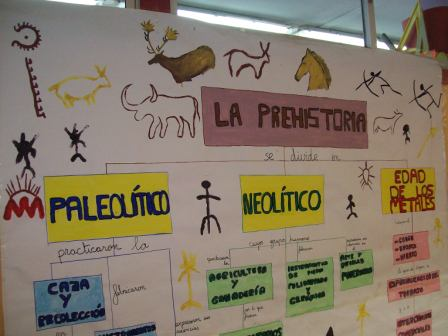 Semana cultural Prehistoria