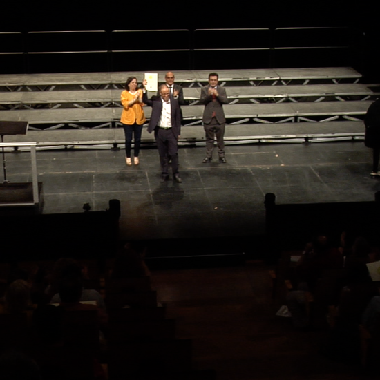 Acto de clausura del XIV Concurso de Coros Escolares de la Comunidad de Madrid (sesión de coros de excelencia) 9