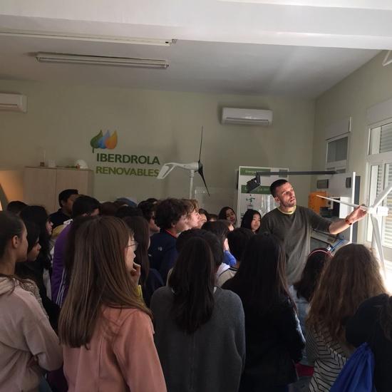 Aula Didáctica de Iberdrola Energías Renovables_2 3