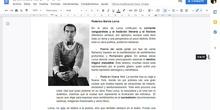 Lorca, Rafel Alberti y Miguel Hernández