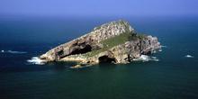 Isla La Deva, Castrillón, Principado de Asturias