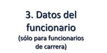 Petición de destinos 2019. PASO 3