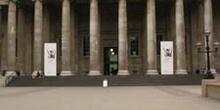 Fachada del British Museum, Londres