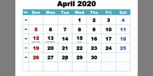 April 28th