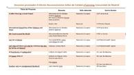 Listado de docentes galardonados en la II Edición de Reconocimiento de Sellos de Calidad eTwinning Comunidad de Madrid